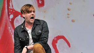 Image for The Kaiser Chiefs highlights from T in the Park