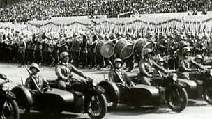 Nazi suppression of Jews and minorities