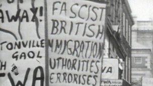 Black Power in 1960s UK