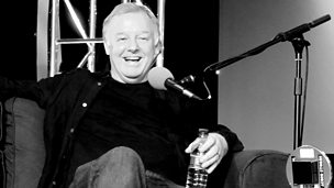 Image for Festival Café: Watch an interview with Les Dennis