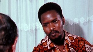 Steve Biko on the rise of African nationalism in the 1970s