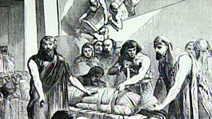 The story of Galen in the Roman period