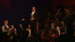 The 'Toreador Song' from Bizet's opera 'Carmen'