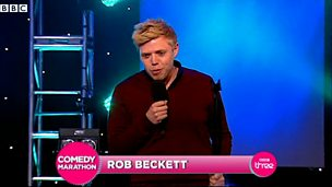 Image for Highlights 2012: Rob Beckett