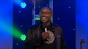 Image for Highlights 2012: Hannibal Buress