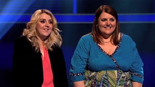 Image for Claire and mum Julie are £100,000 winners!