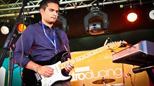 Image for Amal Lad performs on the BBC Introducing Stage