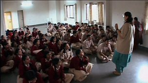 Sex education and equality in an Indian school
