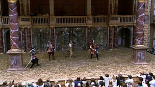 Shakespeare's Globe Theatre- an introduction