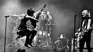 Image for Green Day at Reading Festival 2012