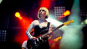 Image for The Joy Formidable at Reading Festival 2012