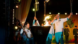 Image for Paralympic Torch Relay