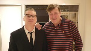 Image for Stephen Fry and Mark Kermode on the X-Rating