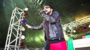 Image for BBC Introducing at London Mela