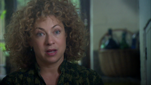 Image for Actress Alex Kingston sets out to investigate her family roots