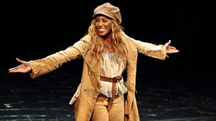 Image for Alexandra Burke sings in Les Misérables