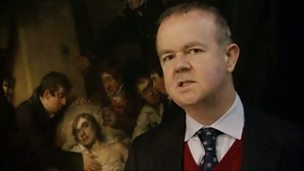 Image for Ian Hislop compares Admiral Horatio Nelson to David Beckham