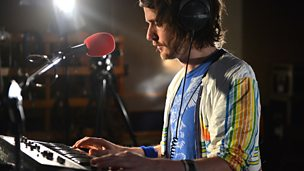 Image for Soccer96 perform One Space, One Time at Maida Vale