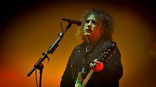 Image for The Cure - Reading 2012