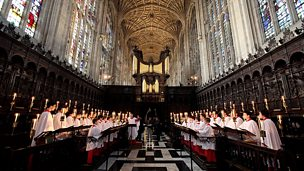 Image for 2012 Festival of Nine Lessons and Carols from Kings