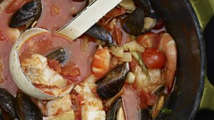 Image for Can't See Will Cook: Creole Fish Stew and Slow-Baked Spicy Cabbage