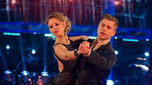 Image for Kimberley & Pasha Danced the Foxtrot to 'Someone Like You'