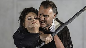 Image for Susan Bullock talks about the role of Brünnhilde
