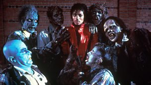 Image for Michael Jackson: The Thrill Of Thriller