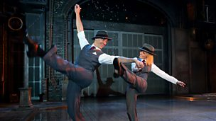 Image for Geri Halliwell performs in Singin' in the Rain - Part 1