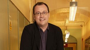 Image for Russell T Davies chats to Graham Norton