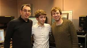 Image for James Bourne Plays Fact Or Fantasy