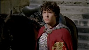 Image for Mordred's first quest as a Knight
