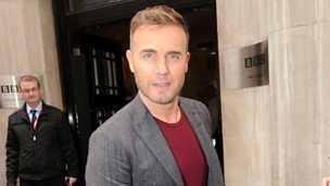 Image for Gary Barlow confirms intimate Children In Need gig