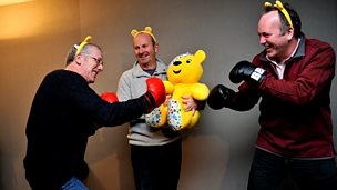Image for CiN Knockout Quiz  Round One - Richard Gordon v Jamie MacDougall