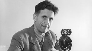 Image for 1943: The resignation of George Orwell