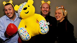 Image for CiN Knockout Quiz Round Two - Janice Forsyth v Gary Robertson