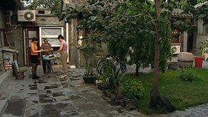 Family life in Beijing