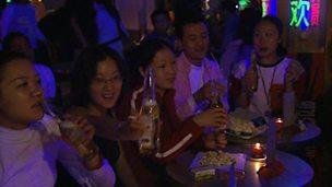 New bars in Beijing