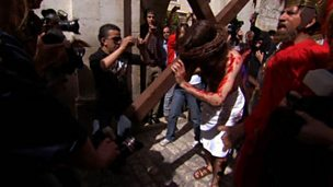 Celebrating Good Friday in Jerusalem