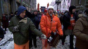 Hare Krishna in Russia