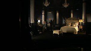 Televising 'Hamlet' - filming on location