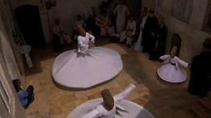 The Whirling Dervishes of Sufism