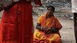 Hindu Aghoris in India