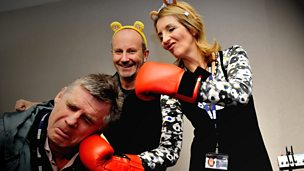 Image for CiN Knockout Quiz Round Three - John Beattie v Kaye Adams