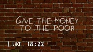 Money and Jesus' teachings