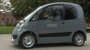 The zero emissions Microcab