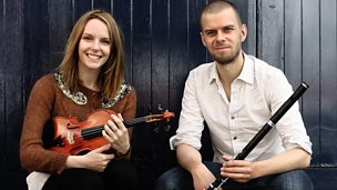 Image for Lauren MacColl and Calum Stewart - Travelling Folk interview