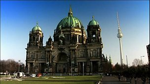 Significant landmarks in Berlin