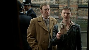 Crime drama - 'Life on Mars' in 2006