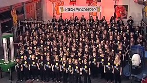 Image for BBC Children in Need Choir: Winchester